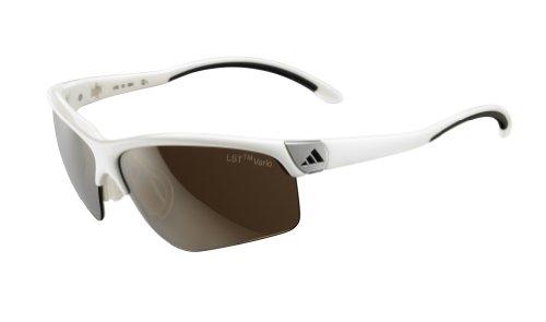 adidas adivista LST Vario 6054 - Gafas de ciclismo, color blanco