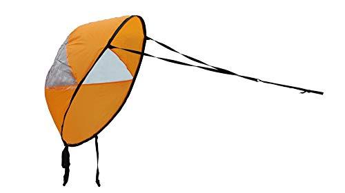 Nordmann Segel für Kajaks, Kanus und Sup. Durchmesser: 110cm. Kajaksegel, Kanusegel, Wasserwandern