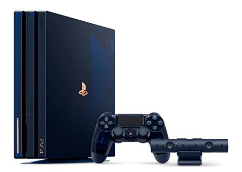 Sony PlayStation 4 Pro 2 TB 500 Million Translucent Mėlyna Limited Edition