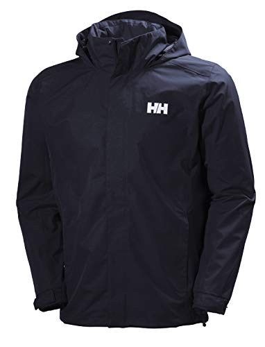Helly Hansen Herren DUBLINER JACKET – Blau (Navy), Medium