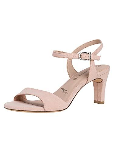 Tamaris Damen Sandalette 1-1-28028-26 508 rosa normal Größe: 41 EU
