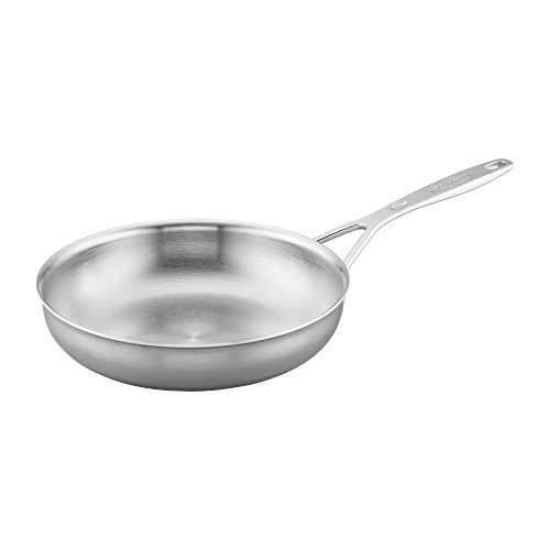 Demeyere Industry 5-Ply 9.5-inch Stainless Steel Fry Pan