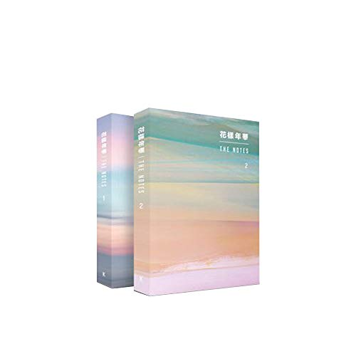 Bighit Ent The Most Beautiful Moment in Life The Notes BTS 花樣年華 (Korean Version) (incl. Random BTS Acrylic Photocards Set) (The Notes 1)
