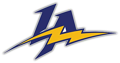 Los Angeles City Charger Sport Football Logo Die-Cut Sticker Decal