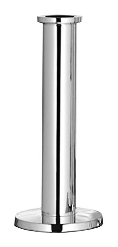 Fink - Strato - Leuchter/Kerzenhalter - vernickelt - Höhe: 24 cm