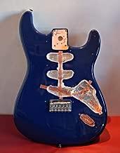 HistoricalFindings Photo: 2009 Fender Robert Cray Sig. Strat Violet Body 7