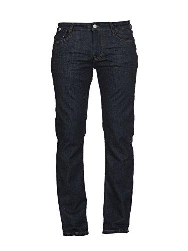 M.O.D. Herren Jeans Joshua - Comfort Fit - Blau - Rinse Wash, Größe:W 38 L 32;Farbe:Rinse Wash (551)