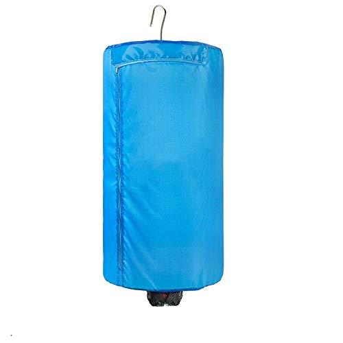 Nlight Concise Home Secador Eléctrico 500 W De Gran Capacidad 5 Kg Doble De Acero Inoxidable Control Ahorro De Energía Ropa Húmeda De Interior Aire Caliente Secado Armario