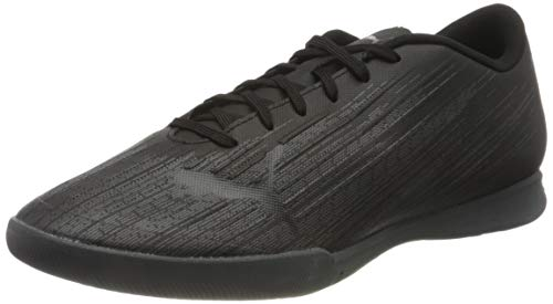 PUMA Ultra 4.1 IT, Zapatillas de fútbol Hombre Black Black Black, 40 EU