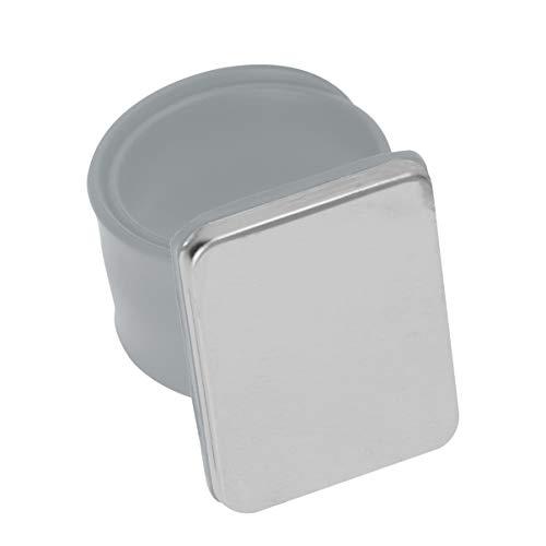 Healily Lot de 2 supports magnétiques en silicone pour épingles de poignet