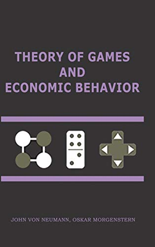 Compare Textbook Prices for Theory of Games and Economic Behavior: 60th Anniversary Commemorative Edition  ISBN 9781777257309 by Neumann, John Von,Morgenstern, Oskar
