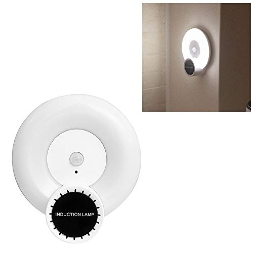 WJH QW-F13 multifunción Mini USB de Carga Silenciar Clip Mesa eléctrica de la lámpara del Ventilador, con Control de Velocidad 3 (Color : Blanco)
