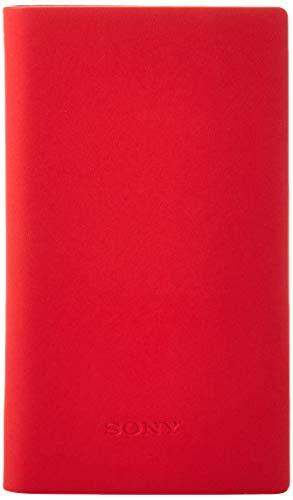 ソニー SONY ウォークマン純正アクセサリー NW-A100シリーズ専用 ソフトケース レッド CKS-NWA100 R