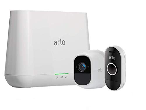 Arlo Pro 2 wireless camera and doorbell kit