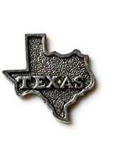 Spilla da bavero Texas, spilla per cappello, idea regalo per uomo, confezione regalo inclusa