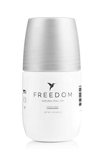 All-Natural, Aluminum-Free Deodorant that Kills Odor-Causing Bacteria, 2.0 oz (Coco-Van)