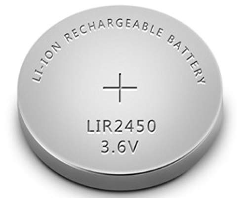 KNOPFZELLENAKKU Lithium LIR2450