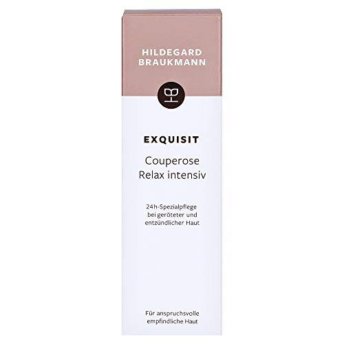 Hildegard Braukmann Exquisit Couperose Relax intensiv Gesichtscreme, 50 ml