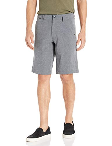 Fox Short Essex Tech Stretch Charcoal Heather 34