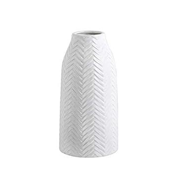 Best white ceramic vases Reviews