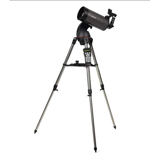 Drohneks Automatische Sternsuche Astronomisches Teleskop 127SLT, 300-fache maximale Vergrößerung, Brennweite 1500 mm mit Fernbedienung