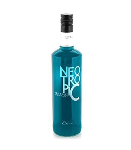 Genérico - Blue neo tropic bebida refrescante sin alcohol 1l