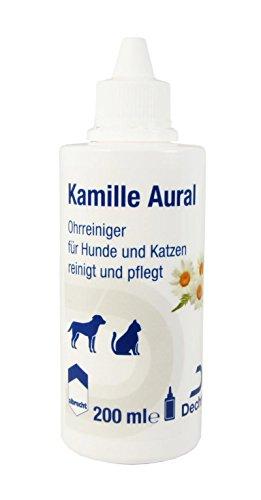 Kamillen-Ohrenreiniger 200 ml Flasche
