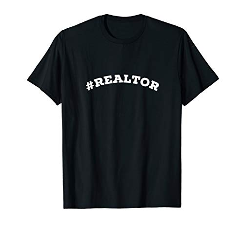 Hashtag #Realtor - Real Estate Agent