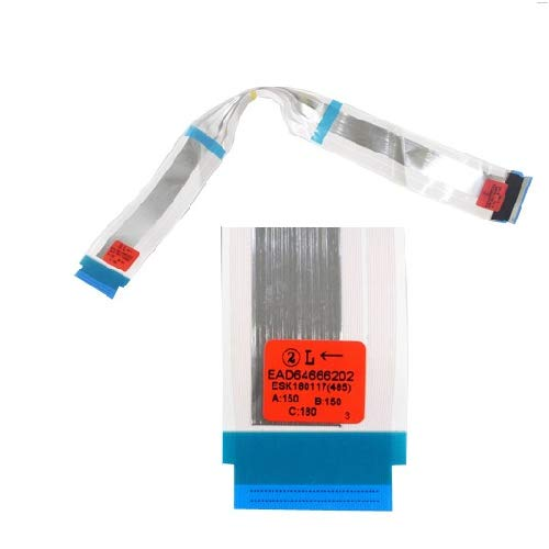 Cable Flex / LVDS EAD64666202 LG 65SK8500PLA