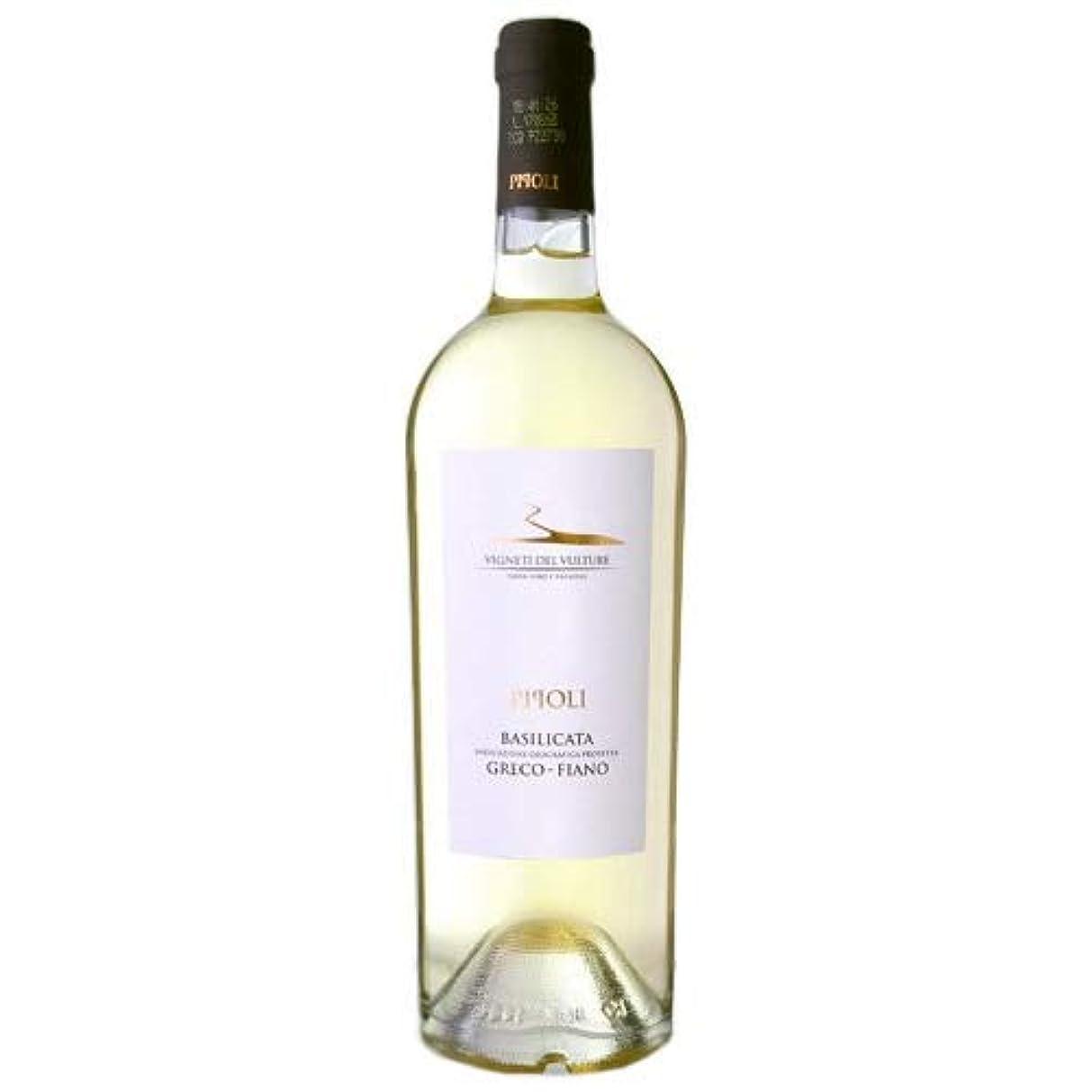 ファンブルフラッシュのように素早く野生ピポリ ビアンコ グレーコ フィアーノ [ 白ワイン 辛口 イタリア 750ml ]
