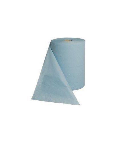 K-Rolle Putzrolle blau 3-lagig 38x36cm 1000 Blatt