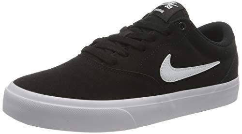 Nike Herren Ct3463 001 Sneaker, Black Black White, 44.5 EU