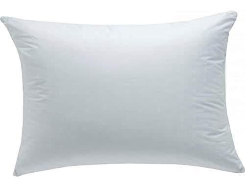 Almohada rectangular natural, 50 x 75 cm.