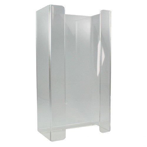 Handschuh-Dispenserhalter Plexiglas transparent 75 mm