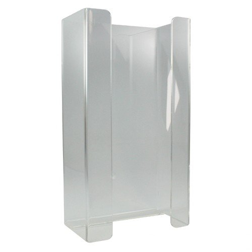 Handschuh-Dispenserhalter Plexiglas transparent 75 mm