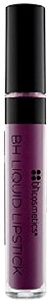 影放出強いますBHCosmetics BHリキッドリップスティック - 長期着用マットリップスティック:アイコン ピンク