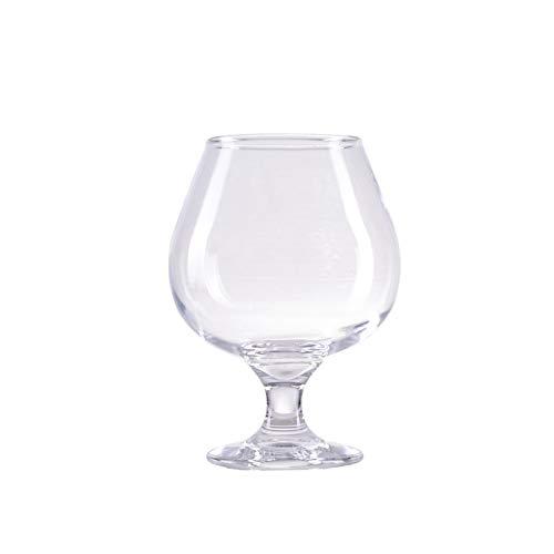 Juego DeCopas De Vino Tinto De6Piezas|Vidrio Transparente De Alta Calidad,Duradero, Adecuado Para La Familia, Navidad,6Vasos