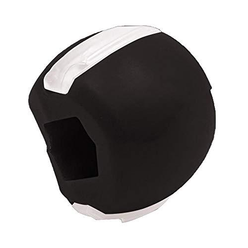 45 Lb Jawline Fitness & Exercise Ball - Ejercitador De Mandíbula Chew Fitness Cuello Tonificación Facial Entrenamiento Bucal Doble Mentón - Músculos De Dispositivo Inmediato Facial, 1/3 PCS