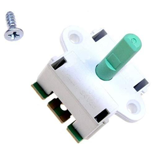 Interruptor 8 posiciones Lavavajillas C00087258 Indesit Scholtes