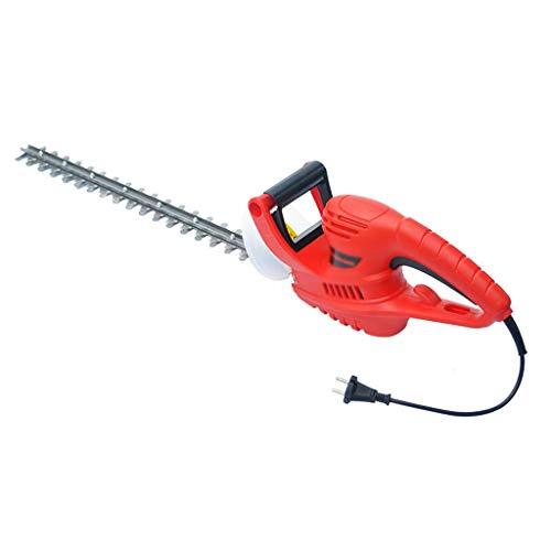 Con cable eléctrico cortasetos, la cuchilla de corte 53cm Plug-in cortasetos eléctrico poda de árbol de té plug-in multifunción WKY