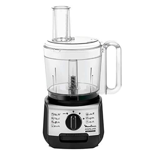 Moulinex FP323821 - Robot de cocina (750 W), color negro y p