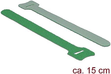 DeLOCK cavo collegamento velcro 10 nbsp PZ L150 nbsp x B12 nbsp mm Gr