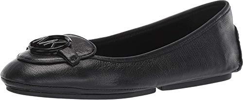 Michael Kors Femmes Chaussures Loafer Couleur Bleu Black Madras 1 Taille 37.5 EU