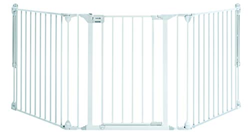Safety 1st modulaire 3 Multi-panel Gate (Blanc)