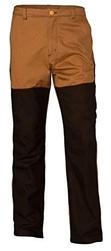 Browning 3026674864 Pants,Upland,Denim,Choc/Tan,36X34