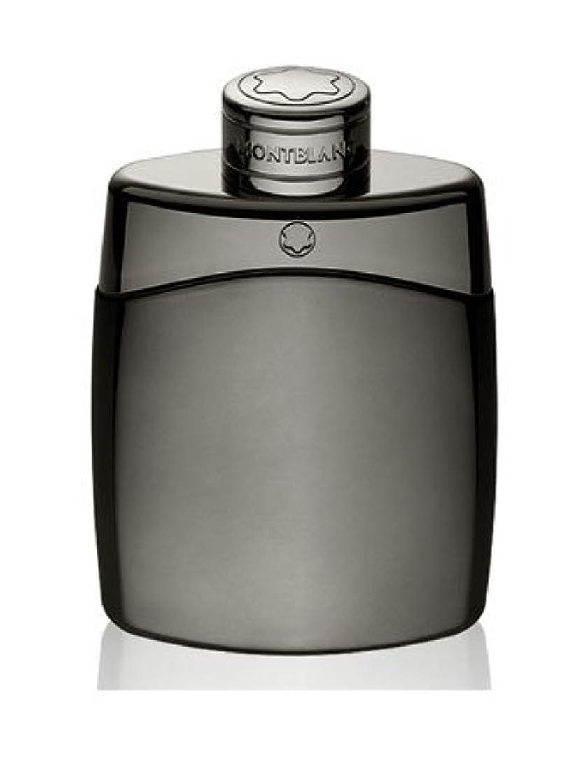 自慢泣き叫ぶ鷹Mont Blanc Legend Intense (モンブラン レジェンド インテンス) 3.3 oz (100ml) EDT Spray for Men