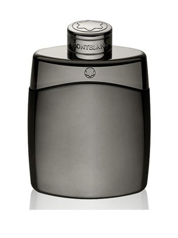 さまよう名誉用語集Mont Blanc Legend Intense (モンブラン レジェンド インテンス) 3.3 oz (100ml) EDT Spray for Men