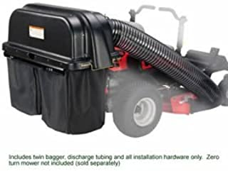 Ariens 815134 34 Inch Twin Bagger for Zero-Turn Riding Lawn Mowers (2012 & Newer)