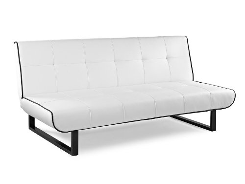 Direct low cost - Sofa cama almazan, color : blanco