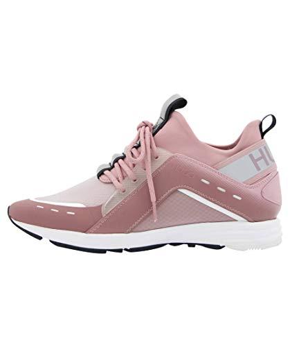 Hugo Boss Damen Sneaker Hybrid_Runn_Fd Rose (70) 41EU